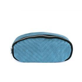 Koženková ledvinka Trendy stuff Modrá