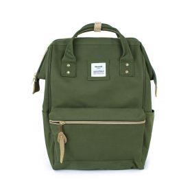 Himawari městský batoh nr 7 Zelený