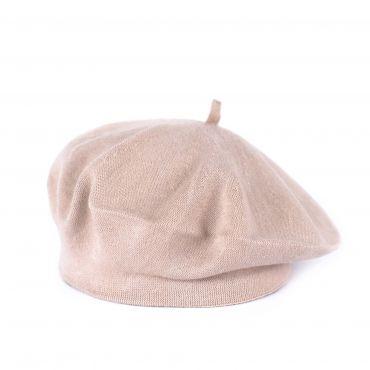 Dámský baret Neapol Béžový