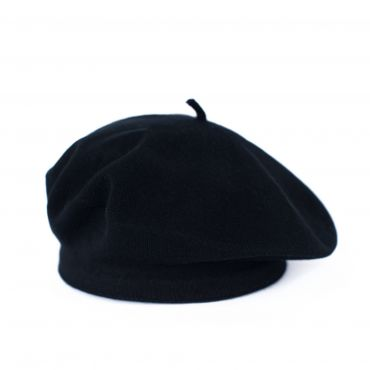 Dámský baret Neapol Černá