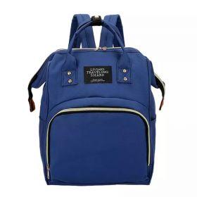 Městký batoh Mummy on Trip Tmavě modrý