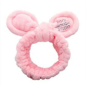 Dámská ozdobná kosmetická čelenka Cool Růžová