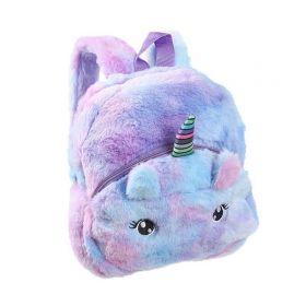 Plyšový batůžek s jednorožcem Violet