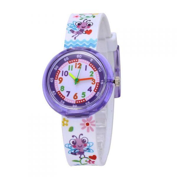 Chlapecké silikonové hodinky Jurský park