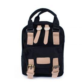 Artofpolo mini batůžek Little Černý