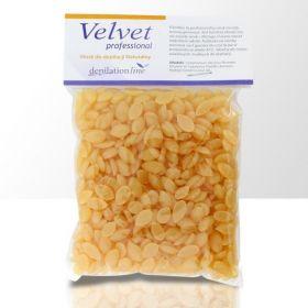 Velvet tvrdý depilační vosk Natural100g
