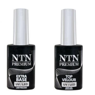 Hybridní sada gel lak na nehty TNT premium