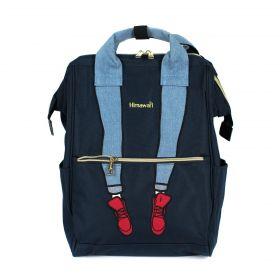 Himawari batoh GIRL NR23 Modrý