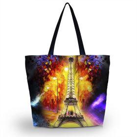 Huado nákupní a plážová taška - Eiffel tower Paris