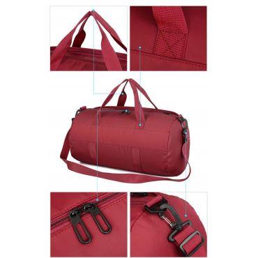 Sportovní cestovní taška PERFECT Černá
