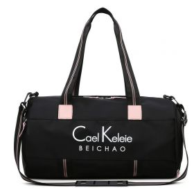 Sportovní cestovní taška BEACHAM Černá