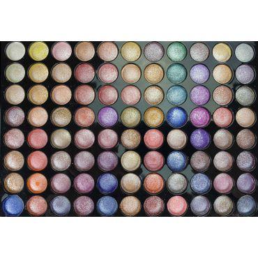 Paleta očních stínů 88 barev DARK LESK