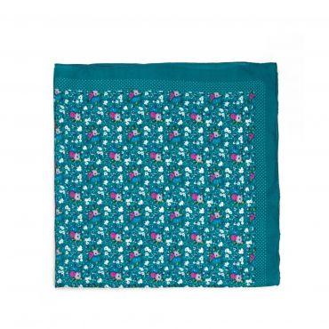 Dámský šátek Meadow Modrý