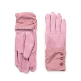 ArtOfPolo dámské rukavice Mediolan Růžové