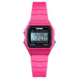 SKMEI 1460 dívčí digitální hodinky Rose pink