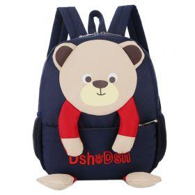 Dětský batůžek Medvídek Modrý