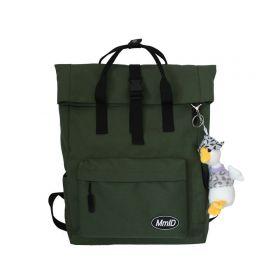 Canvas cestovní batoh Fidel Zelený