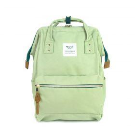 Himawari městský batoh NR11 Pastelový zelený