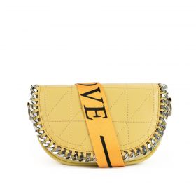 Dámská kabelka Chained Žlutá