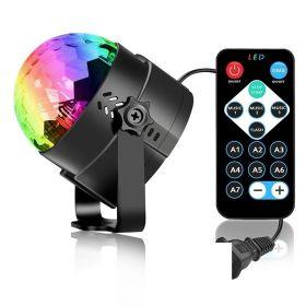 Projektor Led disko koule s ovládáním