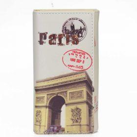 Dámská peněženka s motivem Paříž - Vítězný oblouk