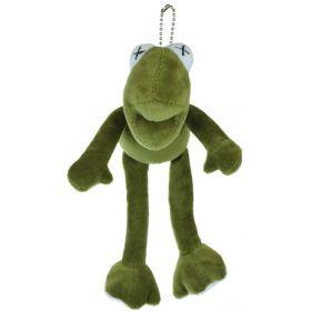 Přívěšek na batoh Zelený žabák