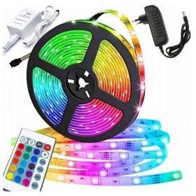 SMD3528 Led páska 5M s ovládáním Multicolor
