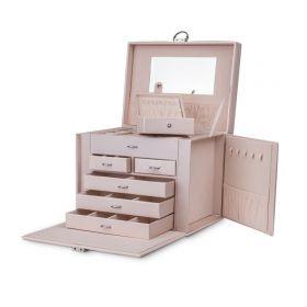 Stenberg Luxusní kufřík na šperky ETUI Půdrová