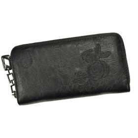 Eslee Dámská peněženka Růže Černá