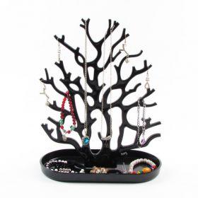 Stojan na šperky Strom Černý