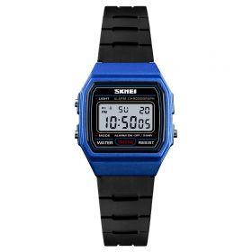 SKMEI 1460 dětské digitální hodinky Modré