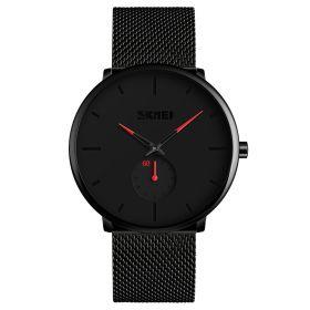 SKMEI 9185 Unisex hodinky Red Black Idealist