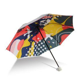 Dámský skládací deštník Hawai