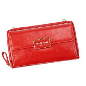 Cavaldi Dámská peněženka Forever young Červená