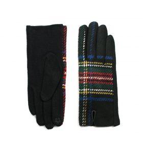 ArtOfPolo dámské rukavice Scotland Černé