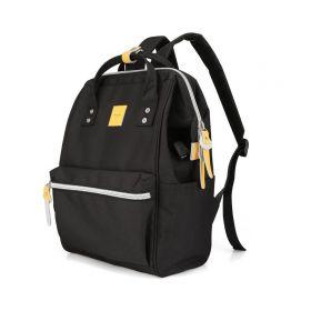 Himawari batoh USB port Turner Černý
