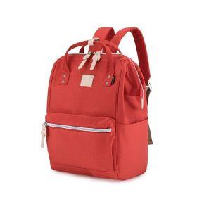 Himawari dámský XL batoh Cordura Červený