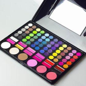 BF-Beauty paleta očních stínů a tvářenek 78 barev typ 3