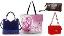 Kabelky,batohy a peněženky