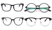 Dámské brýle bez dioptrii